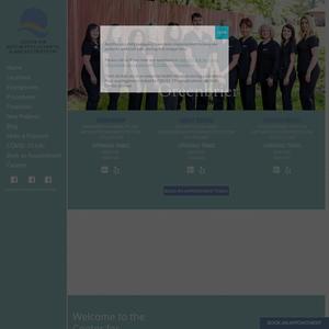 Center for Restorative, Cosmetic & Implant Dentistry website