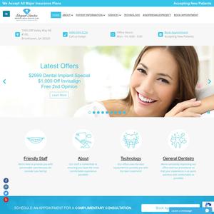 Elegant Smiles website