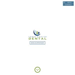 Town Center Dental website